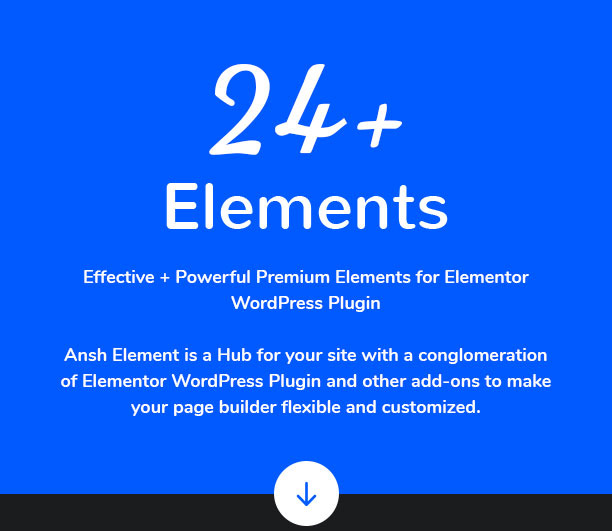 Ansh Elements For Elementor - 2